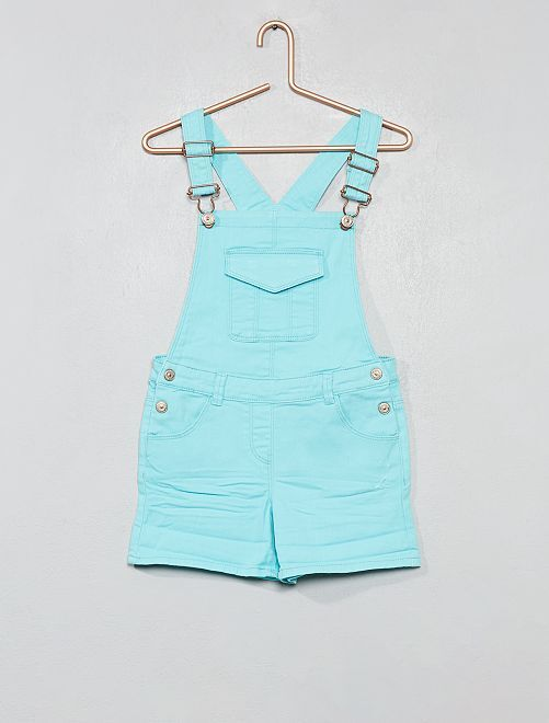 Combishort                                                                 bleu turquoise Fille