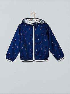 Manteau, veste - Coupe-vent à capuche - Kiabi