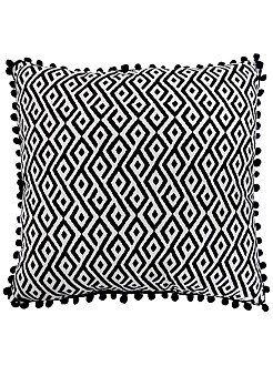 Déco textile - Coussin graphique déhoussable
