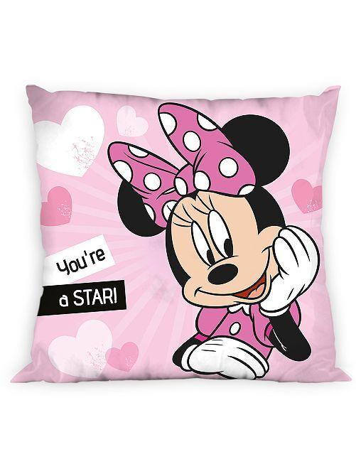 Coussin 'Minnie Mouse' de 'Disney'                             rose