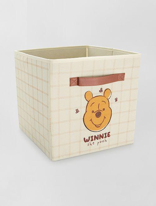 Cube de rangement 'Disney'                                                     winnie
