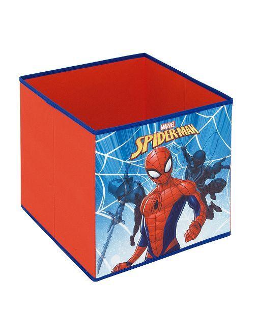 Cube de rangement 'Spider-Man'                             rouge