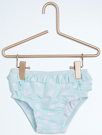 Culotte de bain avec double protection