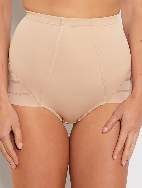 Culotte haute 'Dim' Diam's control medium                                         nude