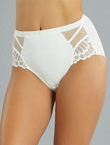 Culotte haute gainante `Sans Complexe`