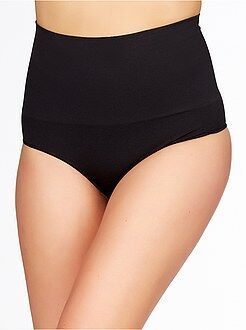 Culotte, shorty, string taille 50/52 - Culotte haute shapewear sans couture 'slim effect'