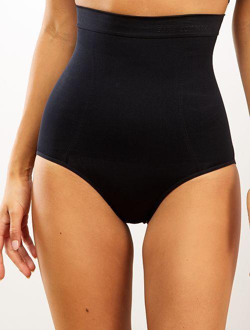 culotte haute slimmer gainante 39 sans complexe 39 lingerie du. Black Bedroom Furniture Sets. Home Design Ideas