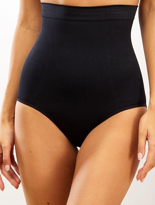 Culotte haute slimmer gainante 'Sans Complexe'                                         noir