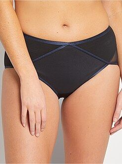 Lingerie du S au XXL Culotte midi Ideal Beauty 'Playtex'