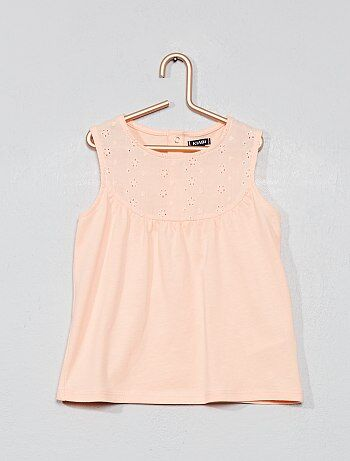 57f853172da32 Débardeur bébé - maillot bébé fille