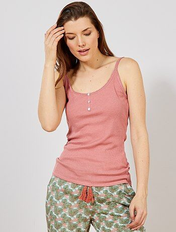 3de8a43687e Haut de pyjama pour femmes