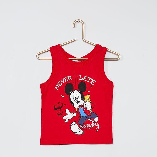 Mickey Mouse D/ébardeur B/éB/é Gar/çon