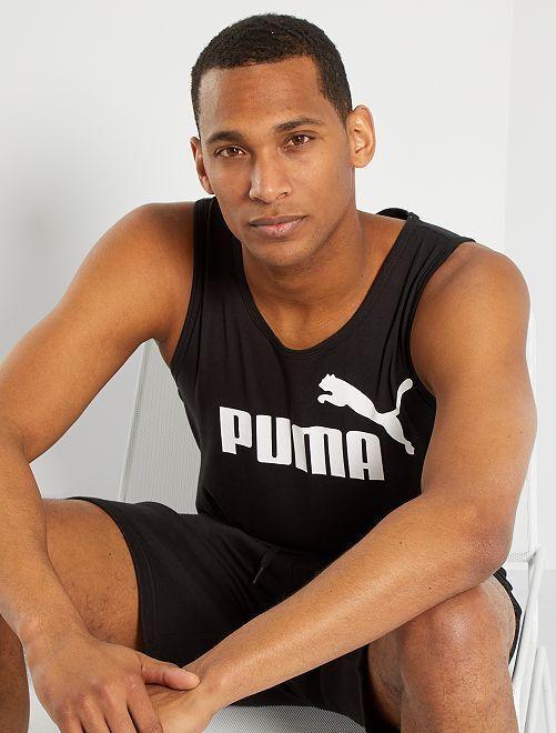 Débardeur 'Puma'                                         noir