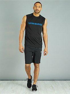 Sport - Débardeur technique 'Umbro' - Kiabi
