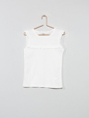f8e34b63f7e59 Soldes t-shirt fille - top, tee-shirt - vêtements Vêtements fille ...