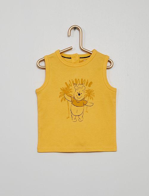 Débardeur 'Winnie'                                                     jaune