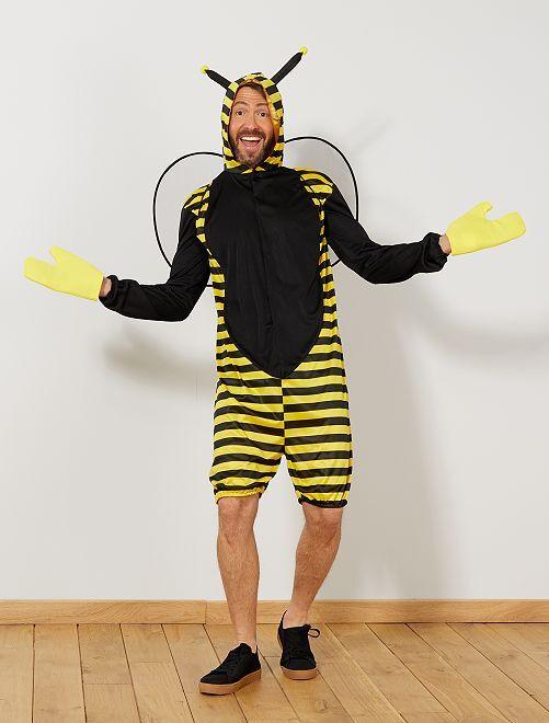 Déguisement abeille                             jaune