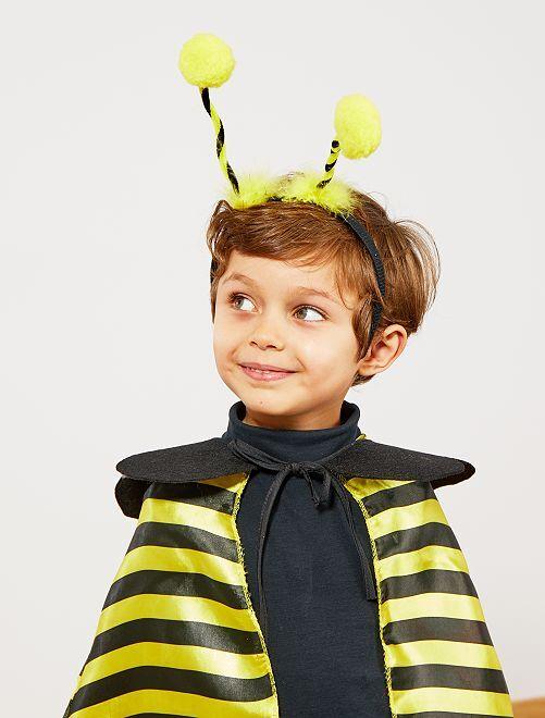 Déguisement abeille                             jaune Enfant