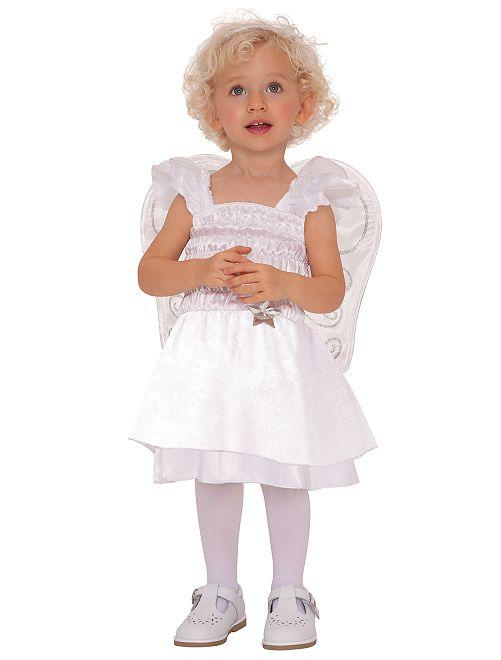 Déguisement 'Ange'                             blanc