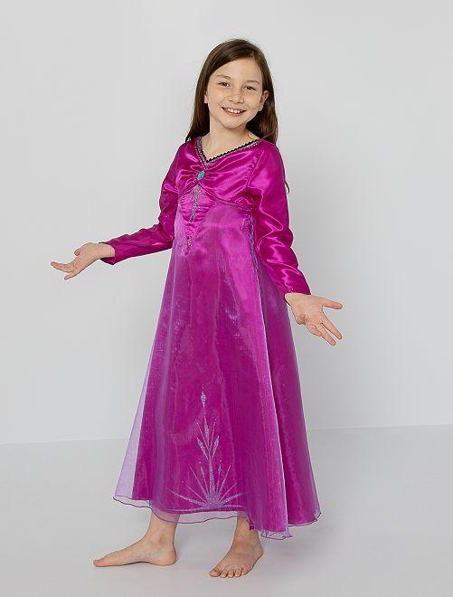 Déguisement 'Anna' 'La Reine des Neiges'                             violet