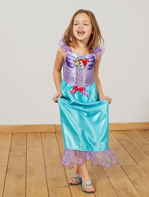 Déguisement 'Ariel'                             bleu Enfant