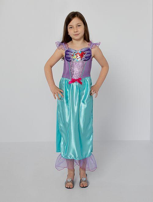Déguisement 'Ariel' de 'Disney'                             bleu/violet