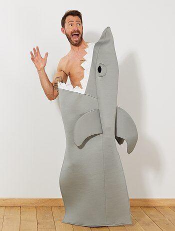 Homme - Déguisement 'attaque de requin' - Kiabi