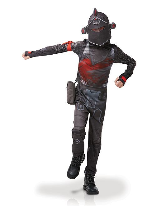 Déguisement 'Black Knight Fortnite'                             noir