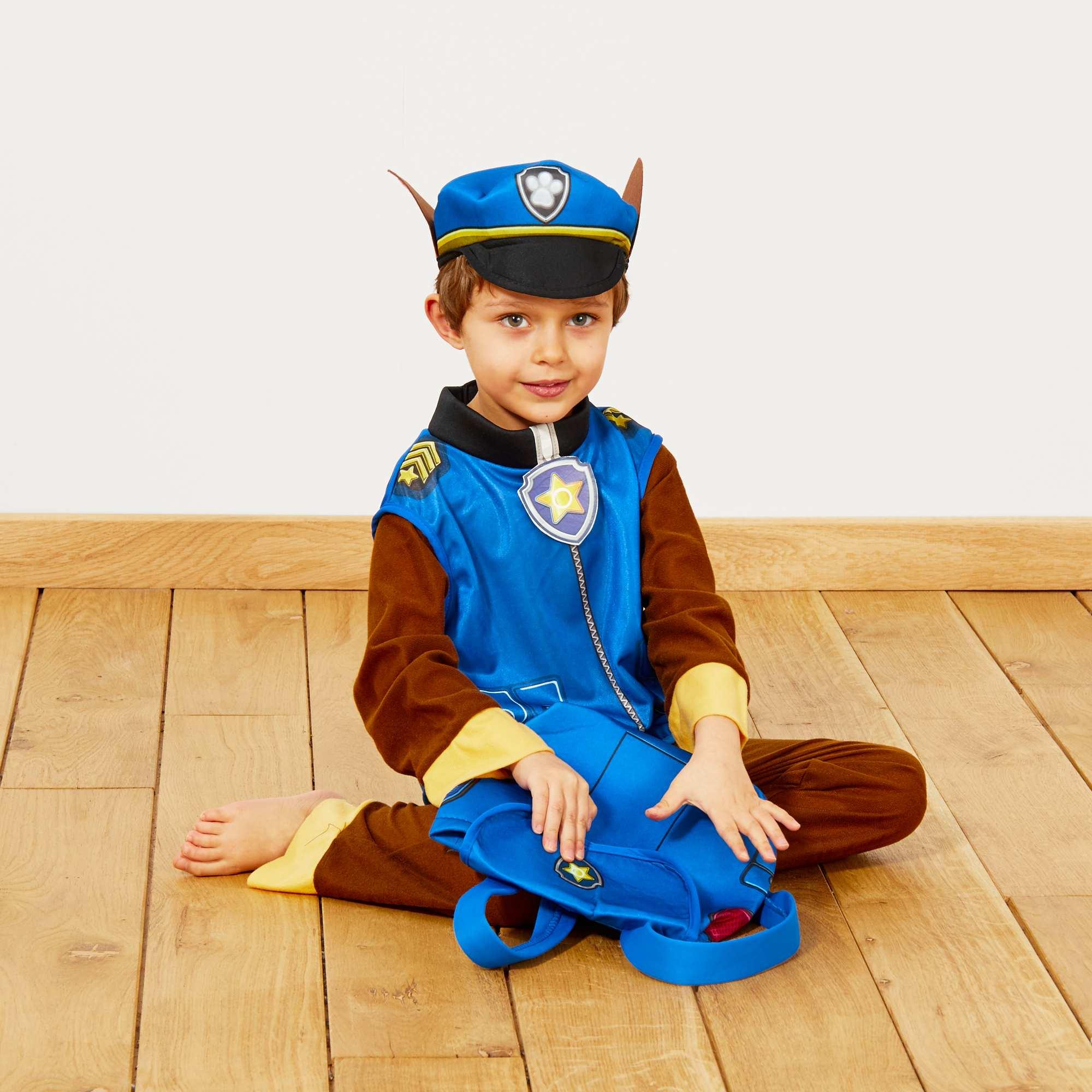 D 233 Guisement Chase De Pat Patrouille Enfant Bleu
