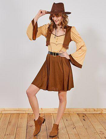 Déguisement Cowboy Femme