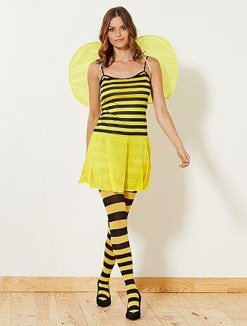 Femme - Déguisement d'abeille - Kiabi
