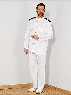 Homme - Déguisement de capitaine - Kiabi