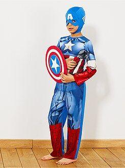 Enfant Déguisement de 'Captain America'