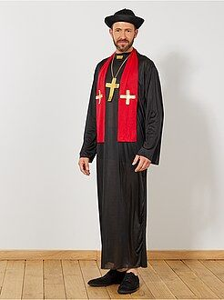 Homme Déguisement de curé