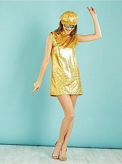 Déguisement femme - Déguisement de disco - Kiabi