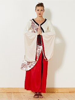 Déguisement de geisha