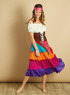D guisements femme accessoires articles d guisements kiabi - Deguisement alice au pays des merveilles fait maison ...