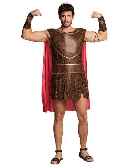 Déguisement de gladiateur                             marron