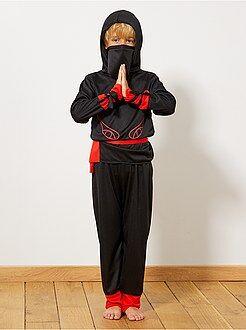 Enfant - Déguisement de guerrier ninja - Kiabi