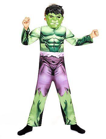 Déguisement de `Hulk`