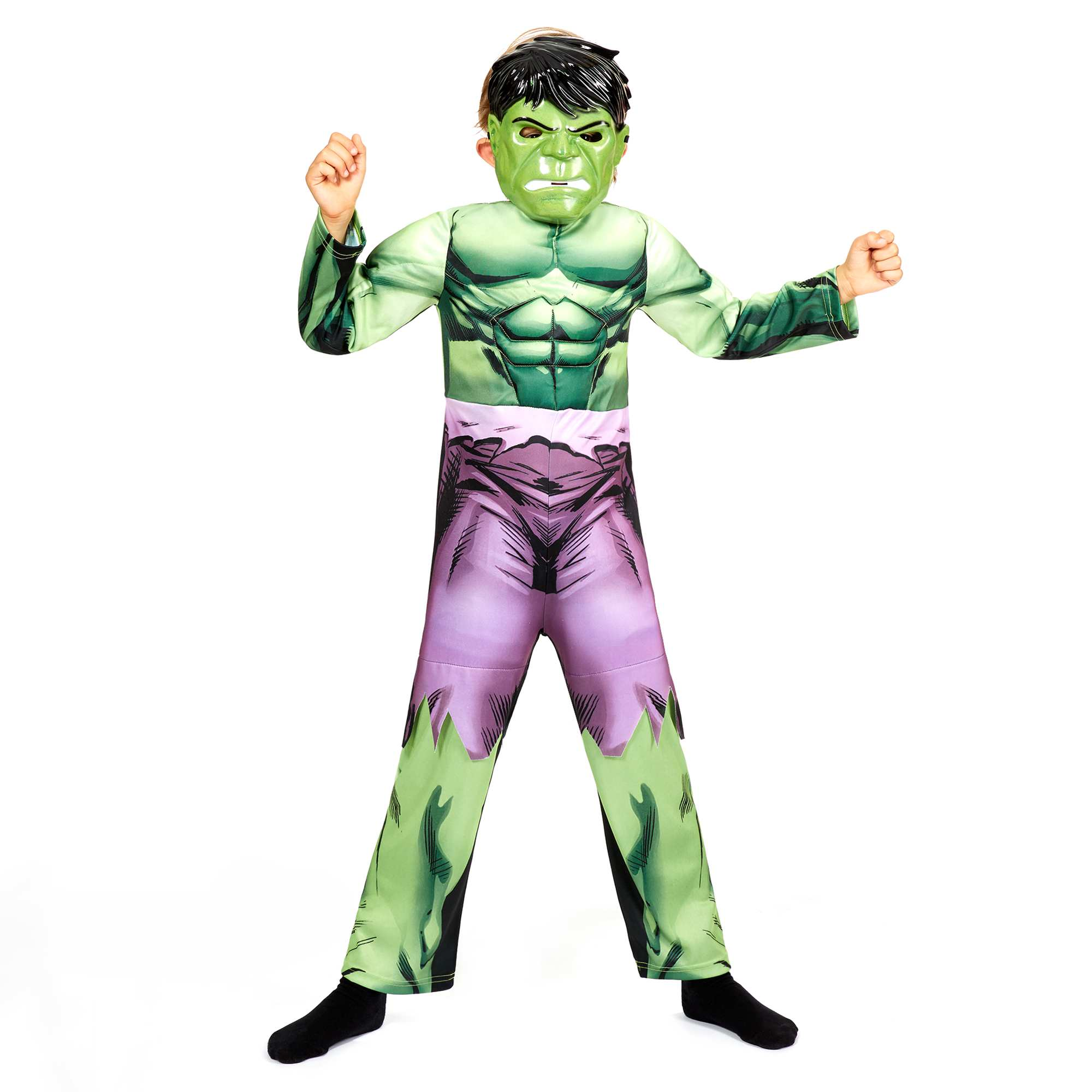 deguisement hulk