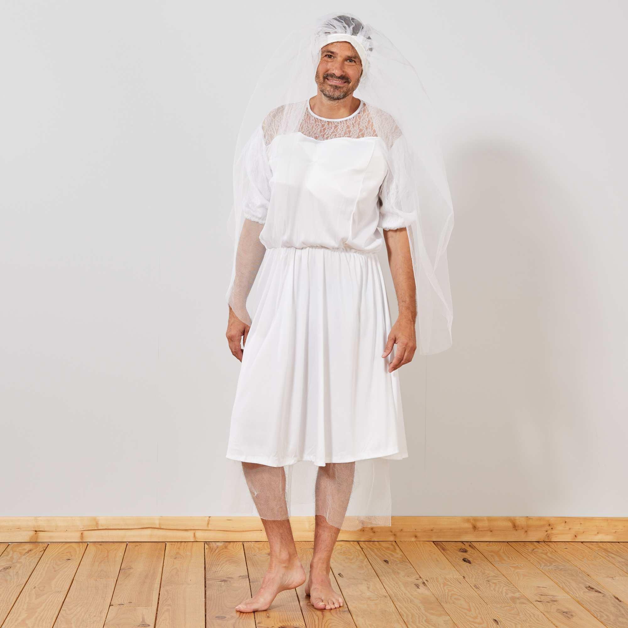19d78a1203b homme en robe de mariee