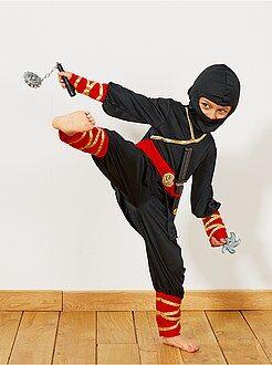 Enfant Déguisement de ninja + accessoires