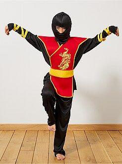 Déguisement enfant - Déguisement de ninja - Kiabi