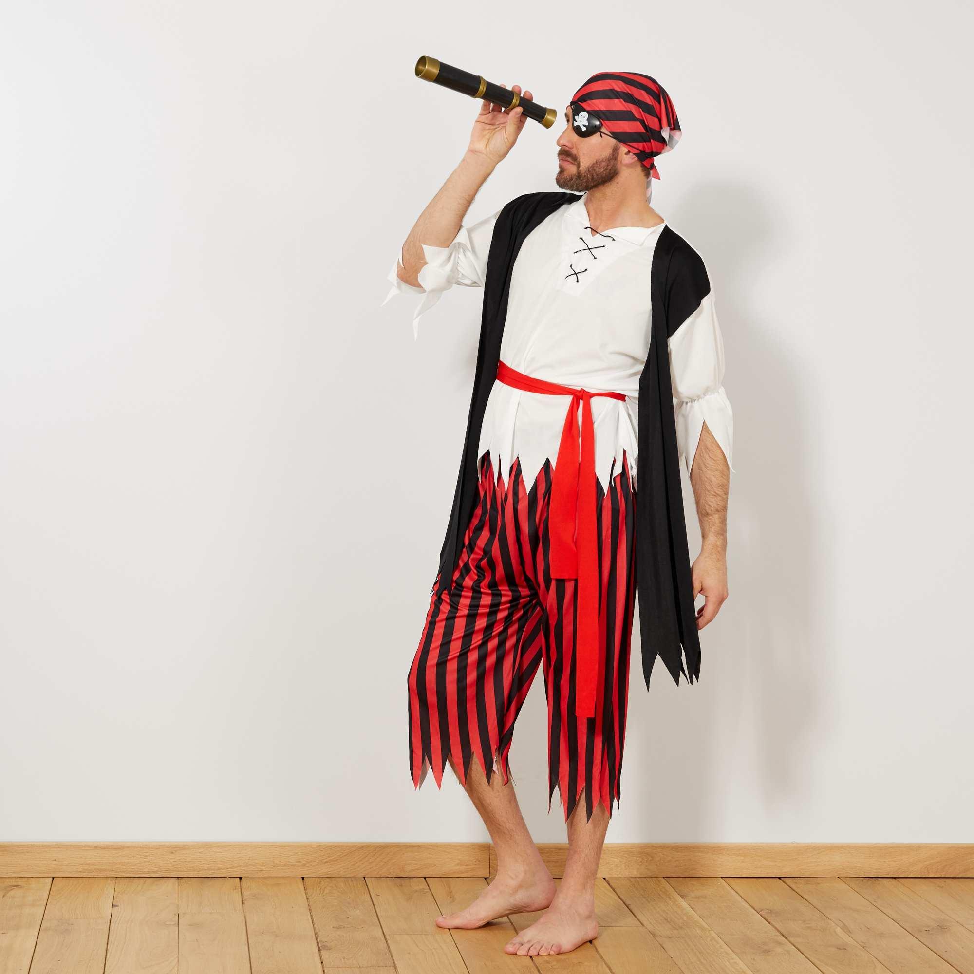 Costume pirata kiabi
