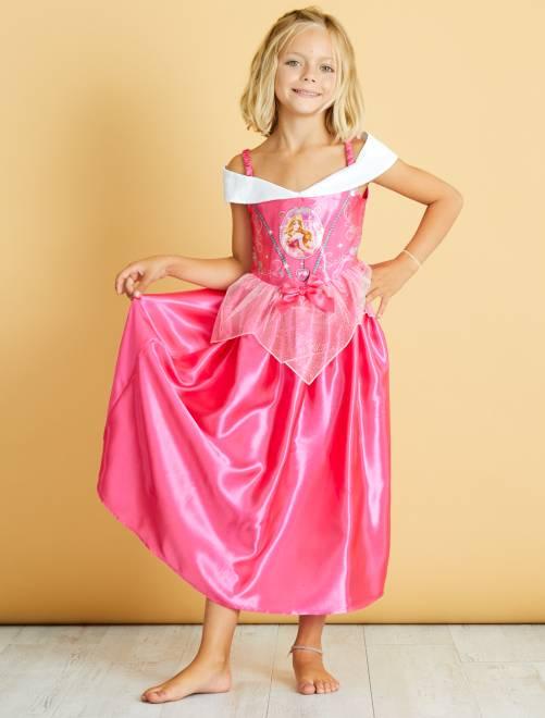 Déguisement de princesse 'Disney'                             rose Enfant