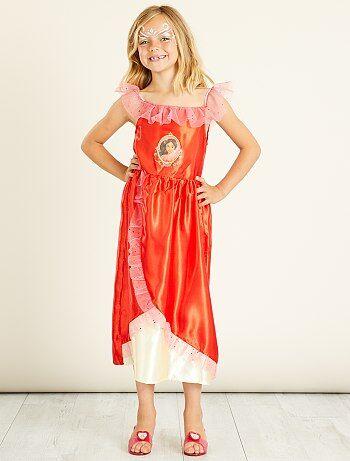 Enfant - Déguisement de princesse 'Elena d'Avalor' - Kiabi