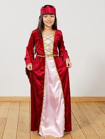 7dd78b6801d Enfant - Déguisement de princesse médiévale - Kiabi