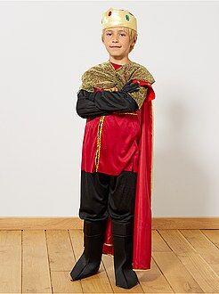 Enfant Déguisement de roi chevalier