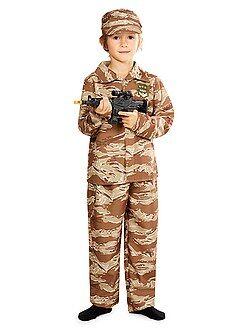 Enfant Déguisement de soldat